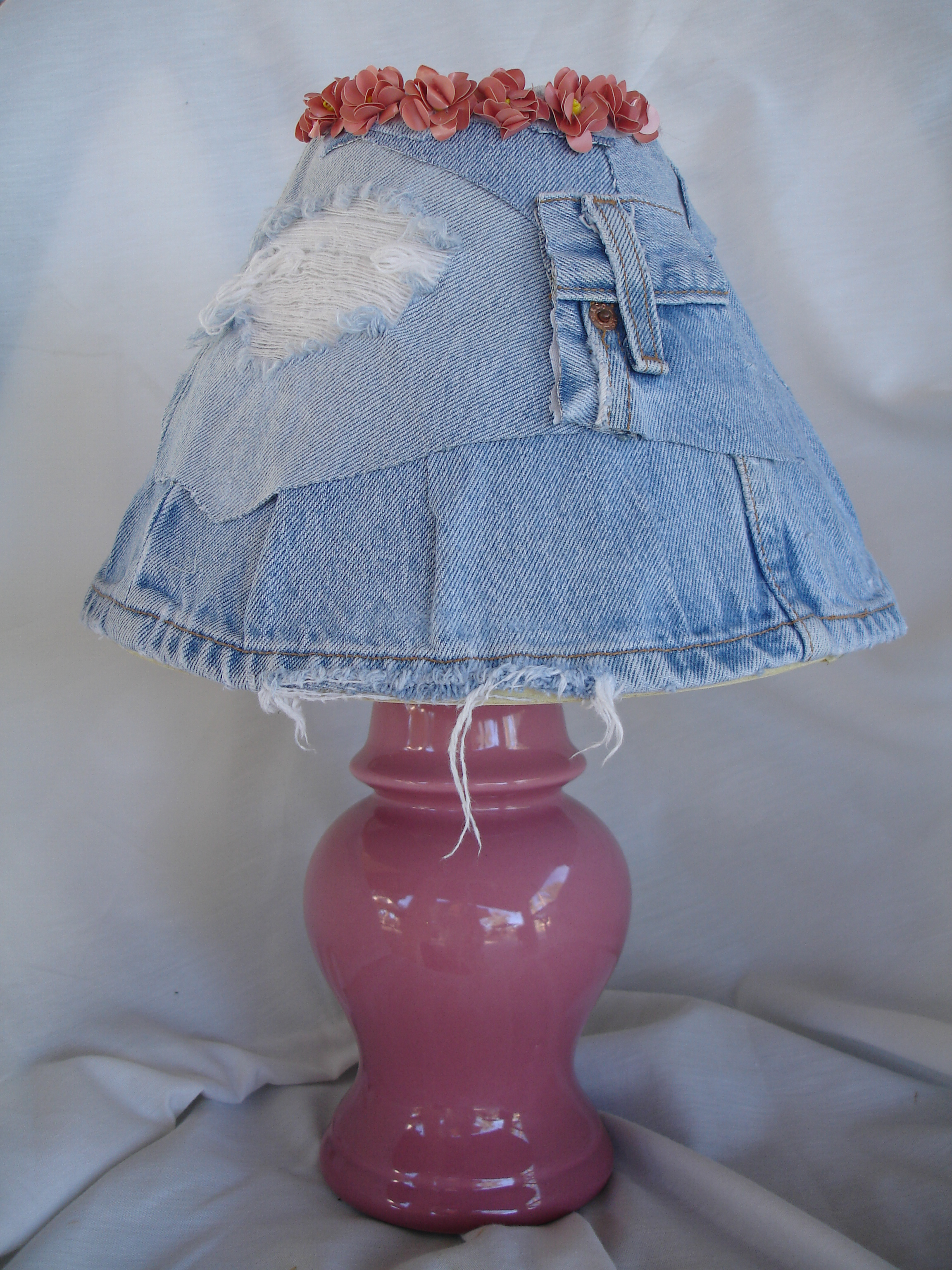 Super Simple With Terri O Old Jeans Repurposed