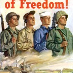 Standing_Tall Armed Forces Day poster 1951