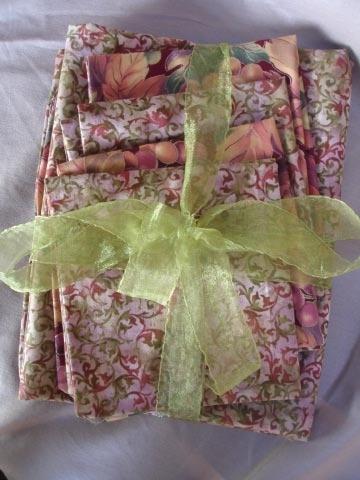 card table cloth and napkins terri o