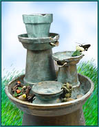 Table Top Water Fountain
