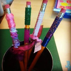 pencils Terri O