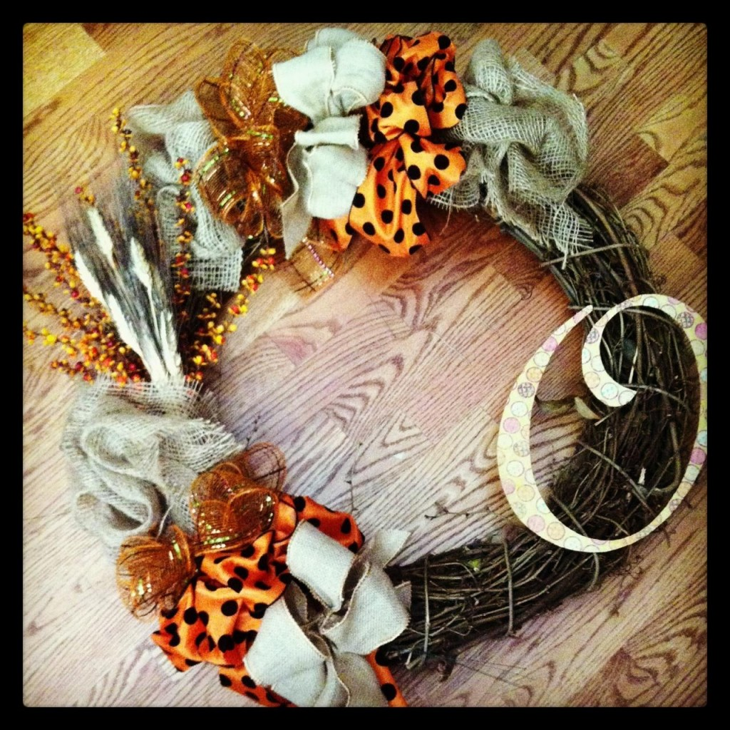 Terri O Fall wreath