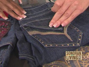 pre-bling jeans
