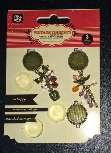 Vintage Trinkets by Prima