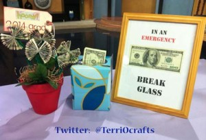 crafty way to gift money