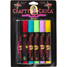 Crafty Chica Fabric Markers
