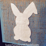 Hop Into Spring with a Bunny or Three, or Four — You'll Adore this Quick, Super Art Simple Project