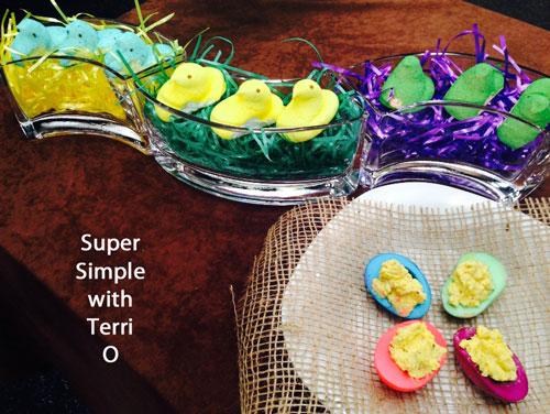 Easter peeps Terri O